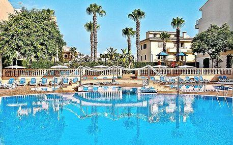 Španělsko - Mallorca letecky na 7-15 dnů, snídaně v ceně
