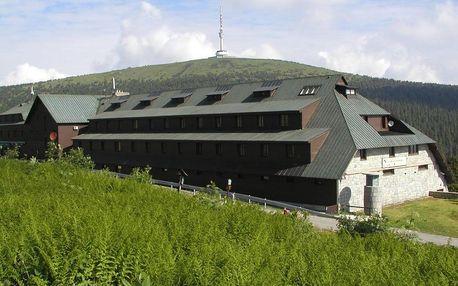 Lázeňská obec Karlova Studánka: Hotel Ovcarna pod Pradedem