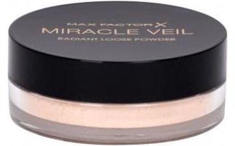 Max Factor Miracle Veil 4 g rozjasňující pudr pro ženy