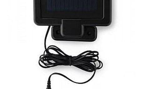 Nástěnné solární LED světlo s externím panelem SL-3008 samostatně