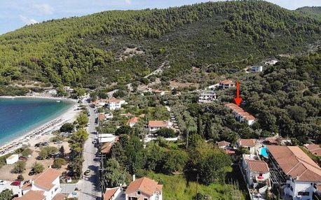 Řecko - Skopelos letecky na 12 dnů