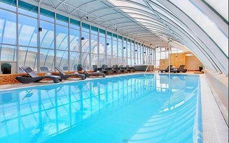 Piešťany - Wellness pobyt ve 4* hotelu Magnólia s bazénem a polopenzí v romantickém prostředí