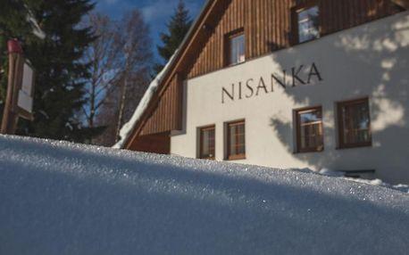 Bedřichov, Liberecký kraj: Chata Nisanka