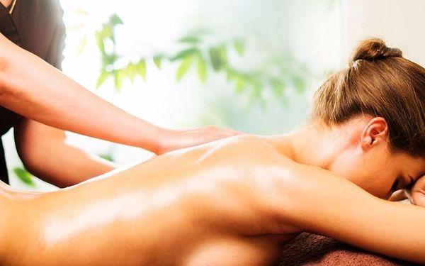 60minutová olejová terapeutická thajská masáž2
