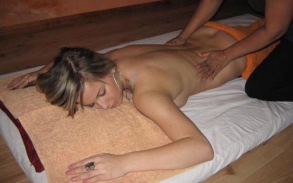 60minutová olejová terapeutická thajská masáž4