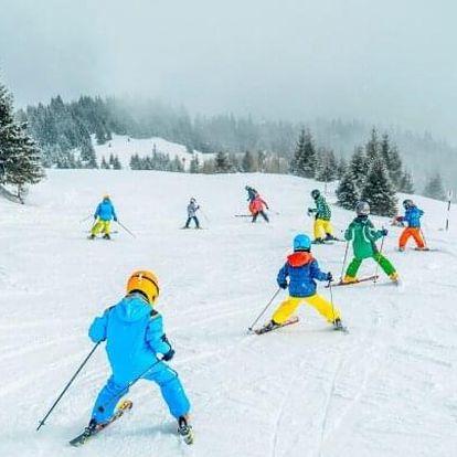 Krkonoše na vrcholu Černé hory s nádherným výhledem na Sněžku v Hotelu Černá Bouda *** s polopenzí