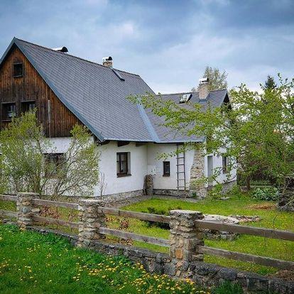 Kraj Vysočina: Chalupa na Fryšavě