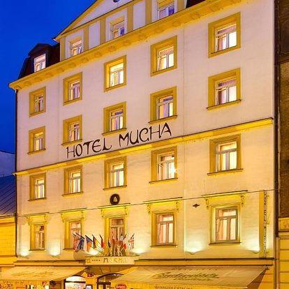 Praha: Hotel Mucha