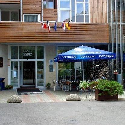 Máchovo jezero: Hotel Bezdez Stare Splavy