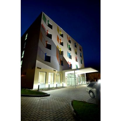 Pardubice, Pardubický kraj: Hotel Euro