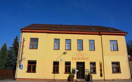 Jižní Morava: Hotel Dermot