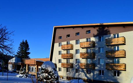 Šumava: Hotel Srní