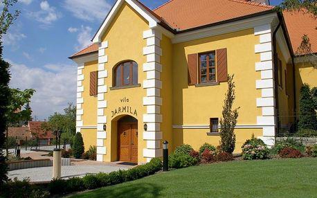 Velké Bílovice, Jihomoravský kraj: Hotel Akademie a depandance Vila Jarmila
