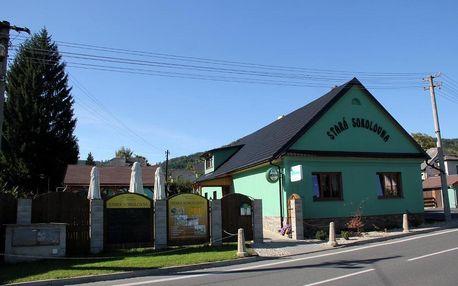 Šumperk, Olomoucký kraj: Penzion Stará sokolovna
