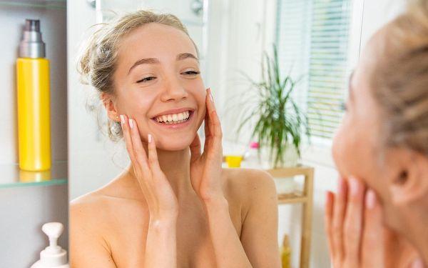Kosmetické ošetření pleti včetně masáže4