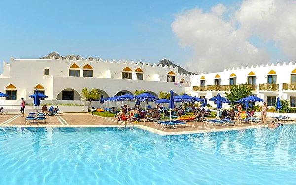 Hotel Alfa Beach, Rhodos, letecky, all inclusive