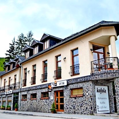 Rajecké Teplice, Slovensko: Penzion Daniela