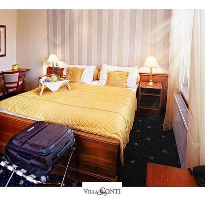 Písek, Jihočeský kraj: Hotel Villa Conti