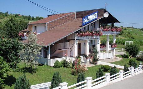 Chorvatsko - Plitvická jezera: House Zupan
