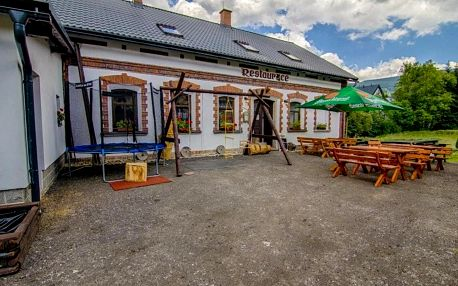Rokytnice nad Jizerou, Liberecký kraj: Pension U Mojmíra