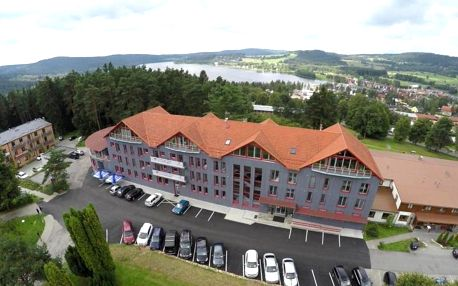 Lipno nad Vltavou, Jihočeský kraj: Hotel BouCZECH