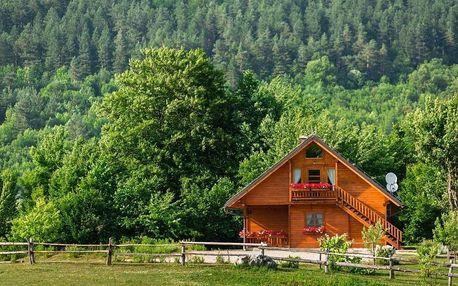Chorvatsko - Plitvická jezera: Ranch Jelov Klanac