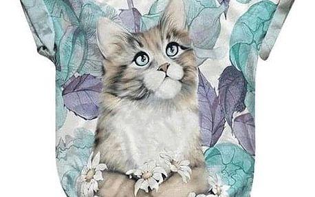 Dámské tričko s krátkým rukávem Aimee