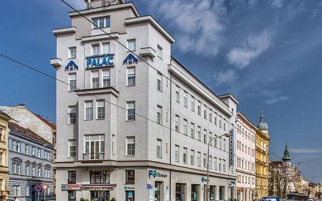 Olomouc, Olomoucký kraj: Hotel Palác