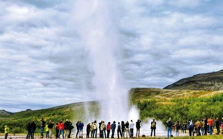 Island - Keflavik letecky na 6 dnů, snídaně v ceně