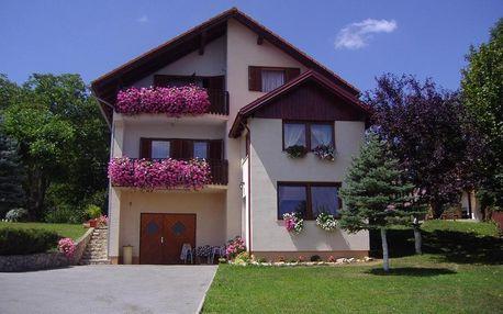 Chorvatsko - Plitvická jezera: Guesthouse Hodak