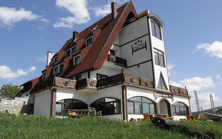 Chorvatsko - Plitvická jezera: Pansion Winnetou