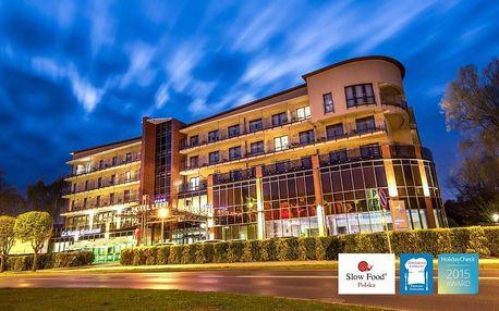 Polsko, Baltské moře: Hotel Leda Spa