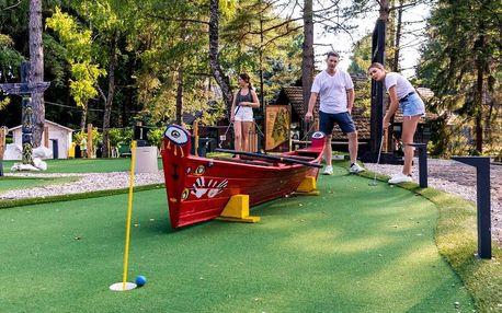 Chorvatsko - Plitvická jezera: Plitvice Holiday Resort