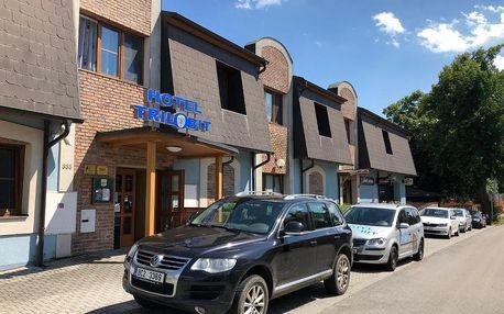 Třeboňsko: Hotel Trilobit
