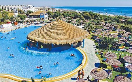Tunisko - Mahdia letecky na 8-22 dnů, all inclusive