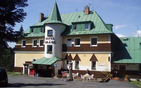 Železná Ruda, Plzeňský kraj: Hotel Gradl