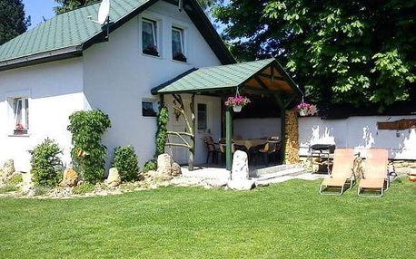 Bešeňová, Nízké Tatry: Chata Bešeňová