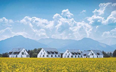 Slovensko: apartmány kousek od Tatralandie
