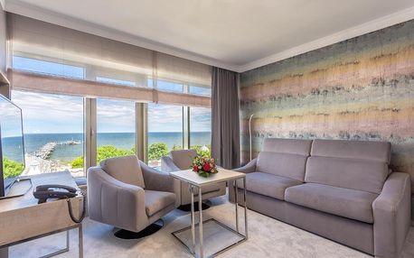 Polsko, Baltské moře: Hotel Aurora Family & SPA