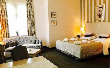 Polsko - Kudowa-Zdrój: Hotel Amalia