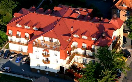 Polsko - Kudowa-Zdrój: Hotel Adam&Spa