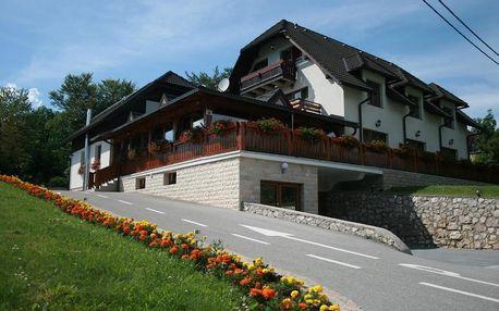Chorvatsko - Plitvická jezera: Guesthouse Villa Plitvička