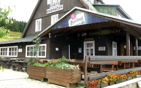 Rokytnice nad Jizerou, Liberecký kraj: Horska Bouda Dvoracky