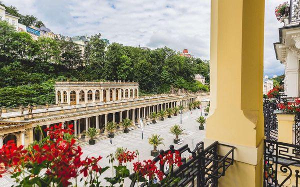ASTORIA Hotel & Medical Spa v Karlových Varech s polopenzí a wellness