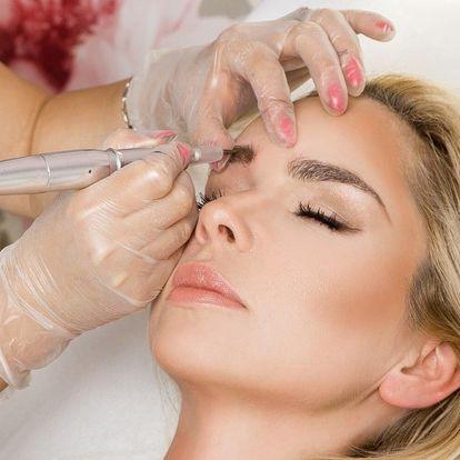 Permanentní make-up: pudrová metoda či 3D vláskování