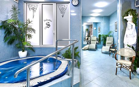 Elegantní hotel v srdci Karlových Varů s wellness