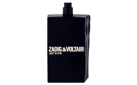 Zadig & Voltaire Just Rock! 100 ml toaletní voda tester pro muže