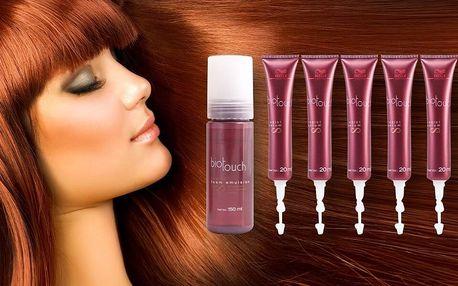 Vlasová kosmetika Wella: posilující sérum a emulze