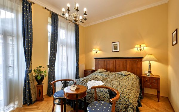 Salvator hotel Karlovy Vary