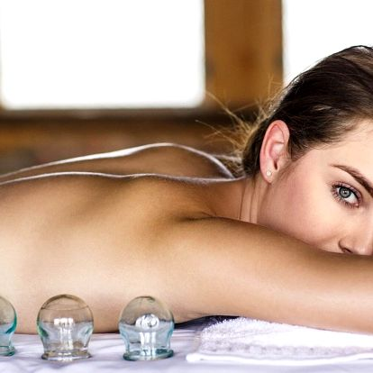 Čínská masáž kombinací metod dle potřeby
